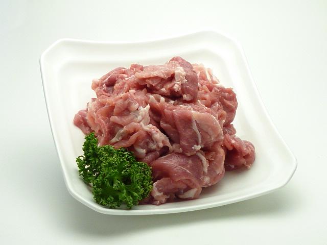 良品質な国産豚こま(500g)