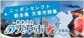 【地域特集】天草ごっつお市 熊本県 天草市