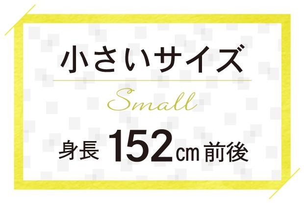 小さいサイズ
