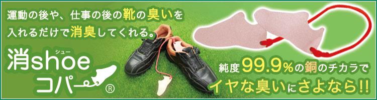 消shoe(シュー)コパ—