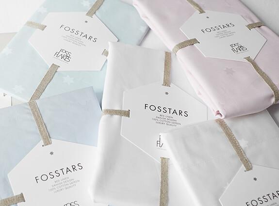 Fosstars ピローカバー5色