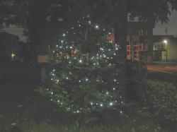 クリスマスツリーのように