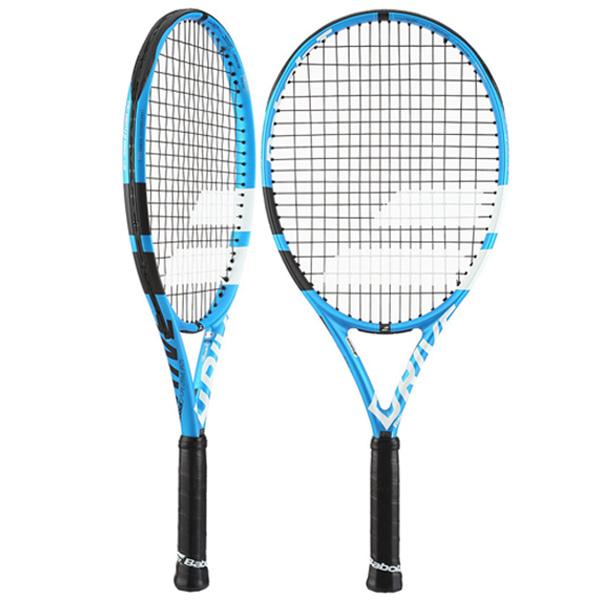 バボラ ジュニアテニスラケット ピュアドライブ・ジュニア25 (ガット張上げ済) (BF140227)