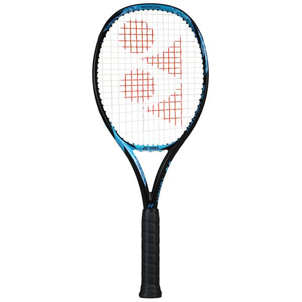 ヨネックス テニスラケット Eゾーン 100 Blue 300 (17EZ100YX)