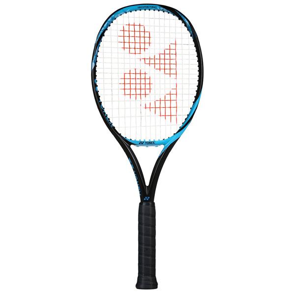 ヨネックス テニスラケット Eゾーン 100 Blue 285 (17EZ100YX)