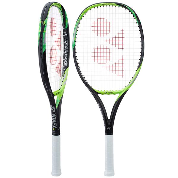 ヨネックス ジュニアテニスラケット Eゾーン 26 (ガット張上げ済) (17EZ26G)