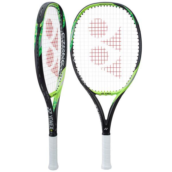 ヨネックス ジュニアテニスラケット Eゾーン 25 (ガット張上げ済) (17EZ25G)