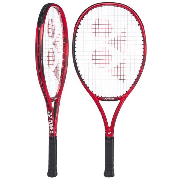 ヨネックス ジュニアテニスラケット Vコア 25 (ガット張上げ済) (18VC25G)