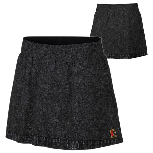 ナイキ レディース テニスウェア コート DRI-FIT PR MB N スリム スカート (AJ8736・010)