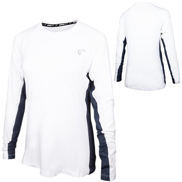 【SALE】アスレチックDNA レディース テニス ウェア ロングスリーブ Advantage
