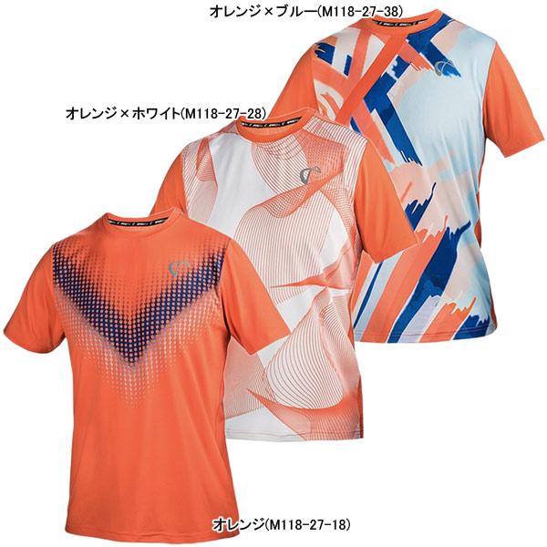 【SALE】アスレチックDNA メンズ テニス ウェア メッシュ SS クルー York