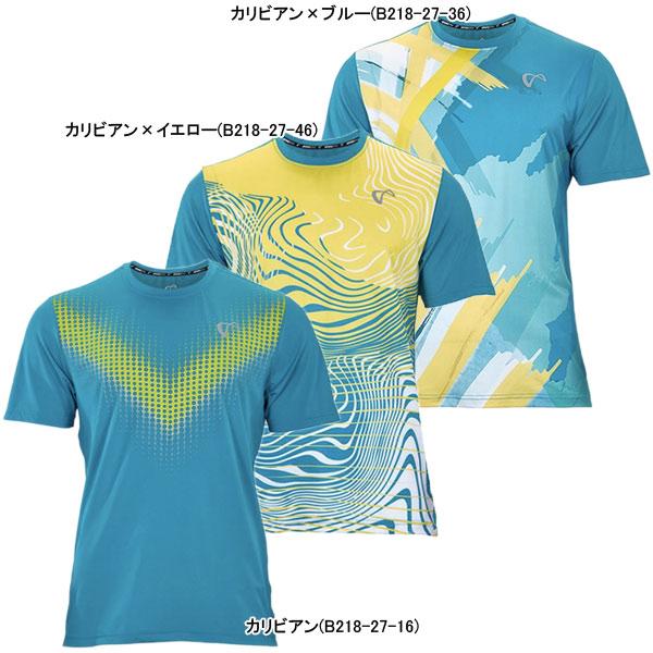 【SALE】アスレチックDNA ジュニア(ボーイズ) テニス ウェア メッシュ SS クルー York