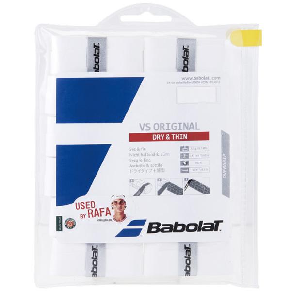 バボラ グリップテープ VSグリップ ×12 (BA654010)