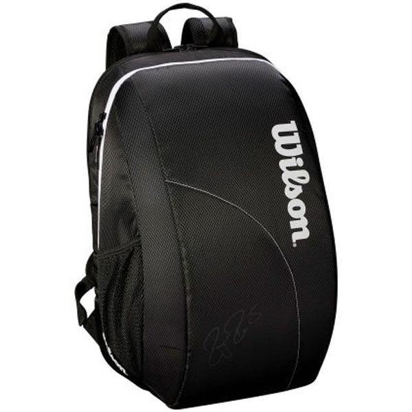 ウィルソン テニス バッグ FED TEAM BACKPACK (ラケット2本収納可能) (WRZ834895)