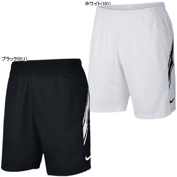 ナイキ メンズ テニスウェア コート DRI-FIT 9インチ ショート (939266)
