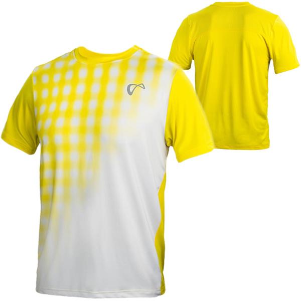 【SALE】アスレチックDNA ジュニア(ボーイズ) テニス ウェア メッシュ York クルー Racket