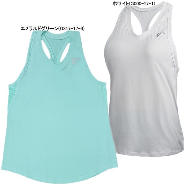 【SALE】アスレチックDNA ジュニア(ガールズ) テニス ウェア レーサーバック タンク