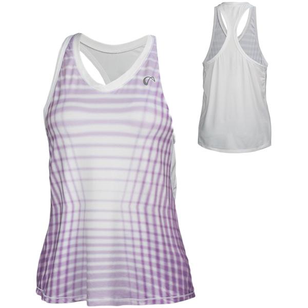 【SALE】アスレチックDNA ジュニア(ガールズ) テニス ウェア レーサーバック タンク Racket