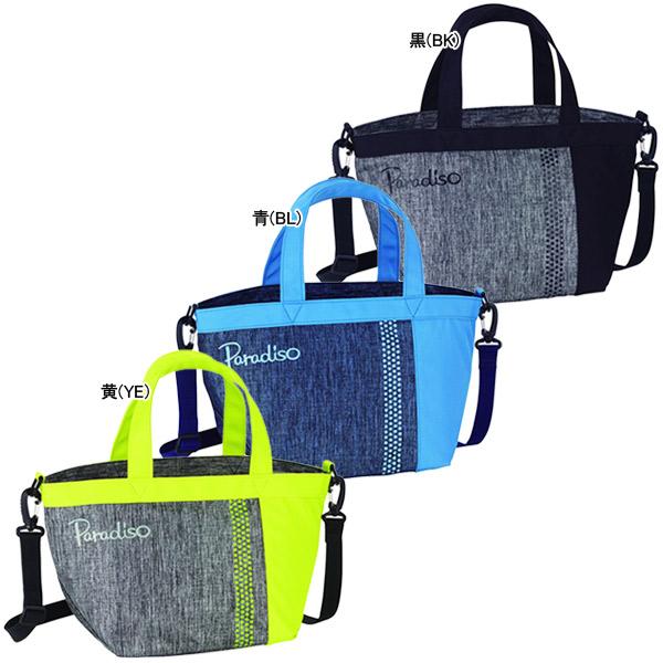 パラディーゾ テニス バッグ バイカラーシリーズ コートバッグ (TAA932)