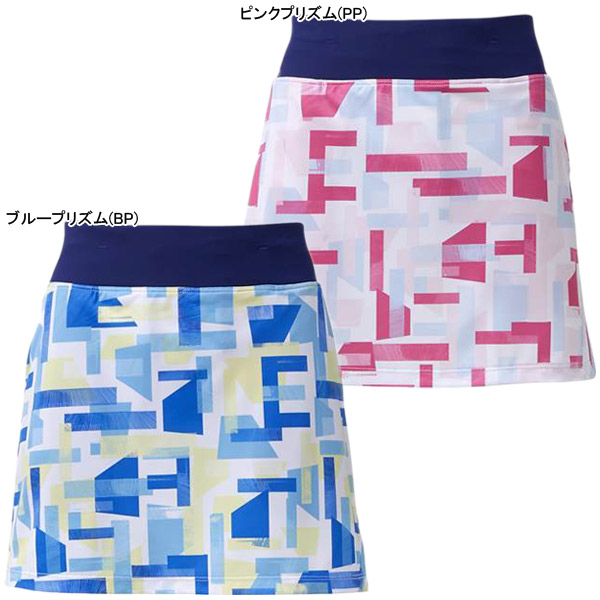 【SALE】エレッセ レディース テニスウェア ツアー プラス スカート (EW28108P)