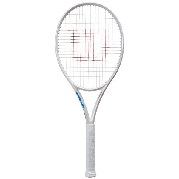 ウィルソン テニスラケット ULTRA 100 CV White in White (WR011011S)