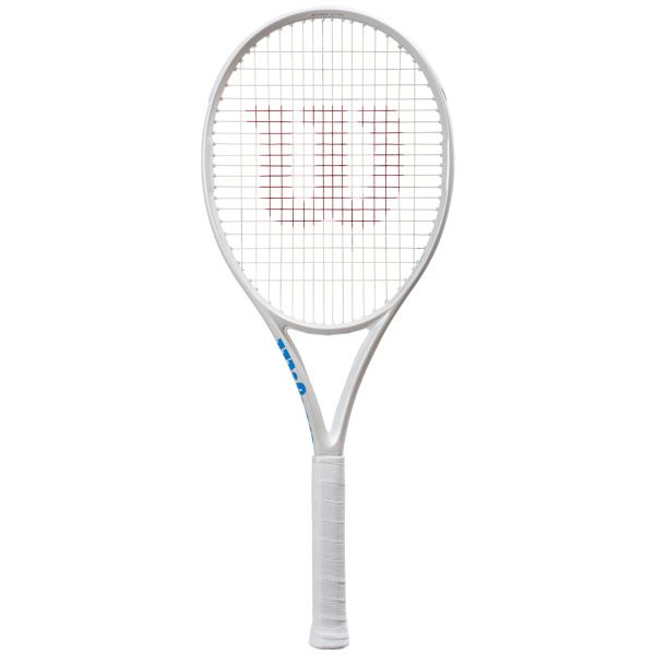ウィルソン テニスラケット ULTRA 100L White in White (WR011111S)