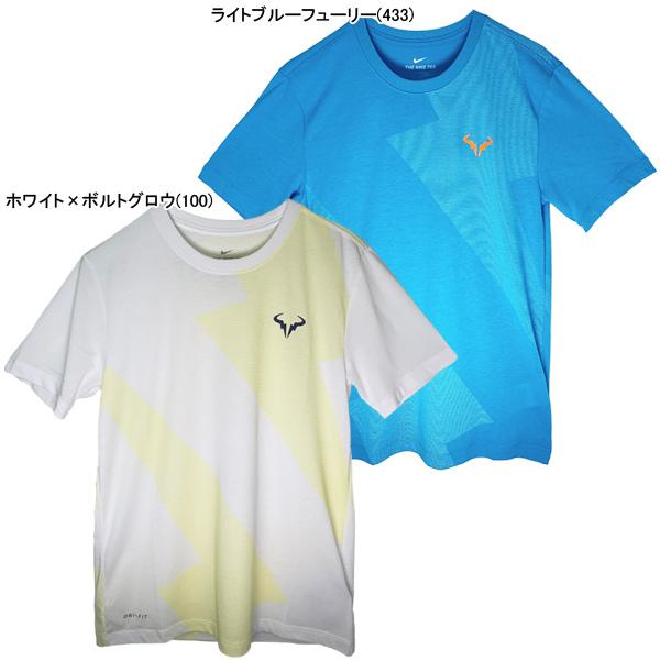 ナイキ メンズ テニスウェア コート RAFA Tシャツ (AR5714)