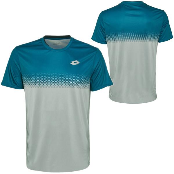 ロット メンズ テニスウェア クルーシャツ (T3281)