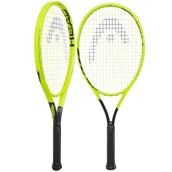 ヘッド ジュニアテニスラケット エクストリーム ジュニア (ガット張上げ済) (235328)