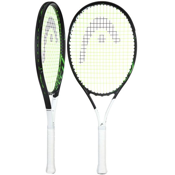 ヘッド ジュニアテニスラケット スピード ジュニア (ガット張上げ済) (235308)