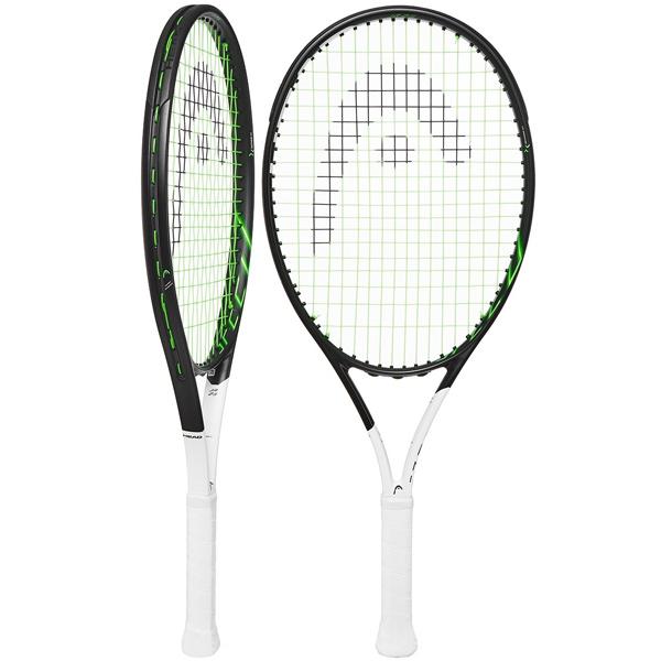 ヘッド ジュニアテニスラケット スピード ジュニア 25 (ガット張上げ済) (235318)