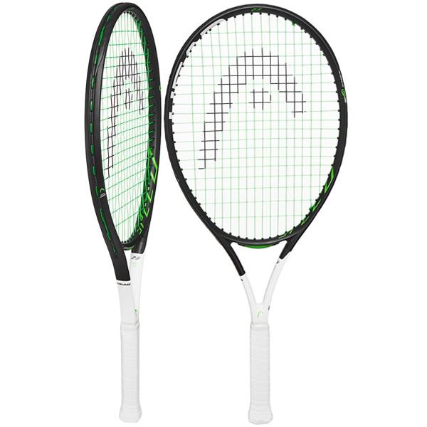 ヘッド ジュニアテニスラケット スピード 25 (ガット張上げ済) (235418)