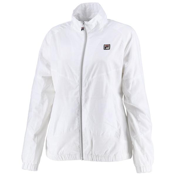【SALE】フィラ レディース テニスウェア ウィンドアップジャケット (VL1769)