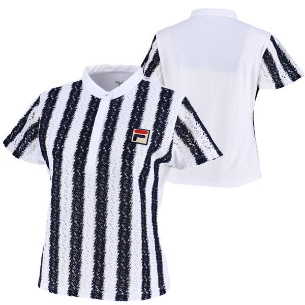 【SALE】フィラ レディース テニスウェア ゲームシャツ (VL1782)