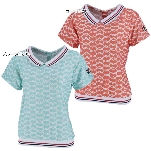 【SALE】フィラ レディース テニスウェア ポロシャツ (VL1795)