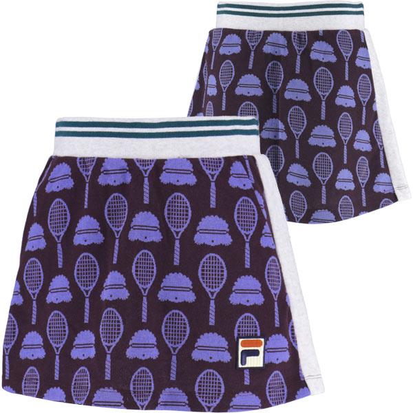 【SALE】フィラ レディース テニスウェア スコート (VL1863)