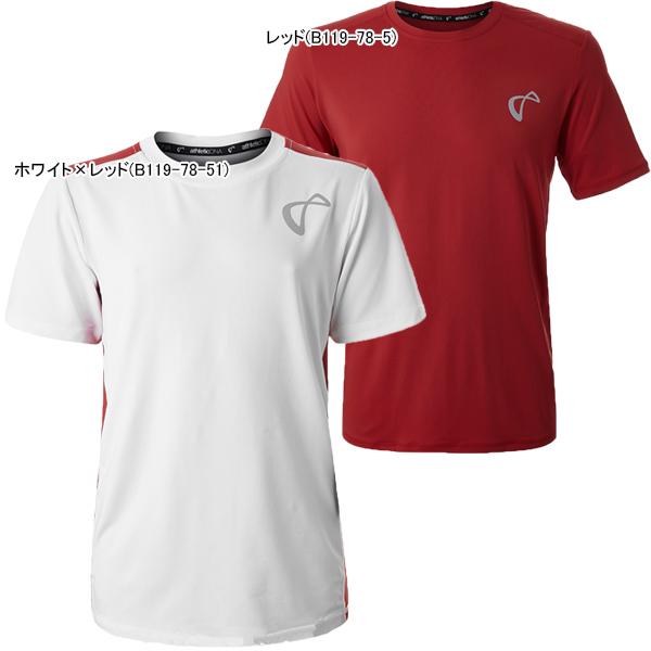 【SALE】アスレチックDNA ジュニア(ボーイズ) テニス ウェア Quad トレーニング クルー
