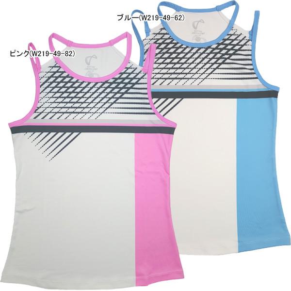 【SALE】アスレチックDNA レディース テニス ウェア ビクトリー タンク Lines