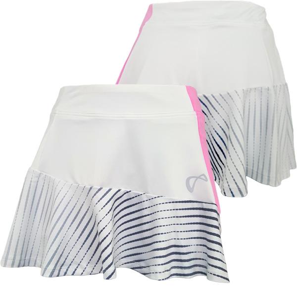【SALE】アスレチックDNA ジュニア(ガールズ) テニス ウェア ビクトリー スコート Lines