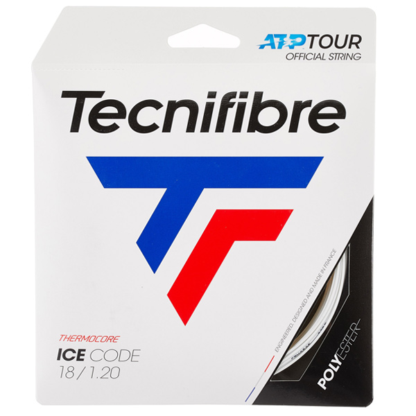 テクニファイバー ガット ICE CODE 18/1.20mm (TFG420)