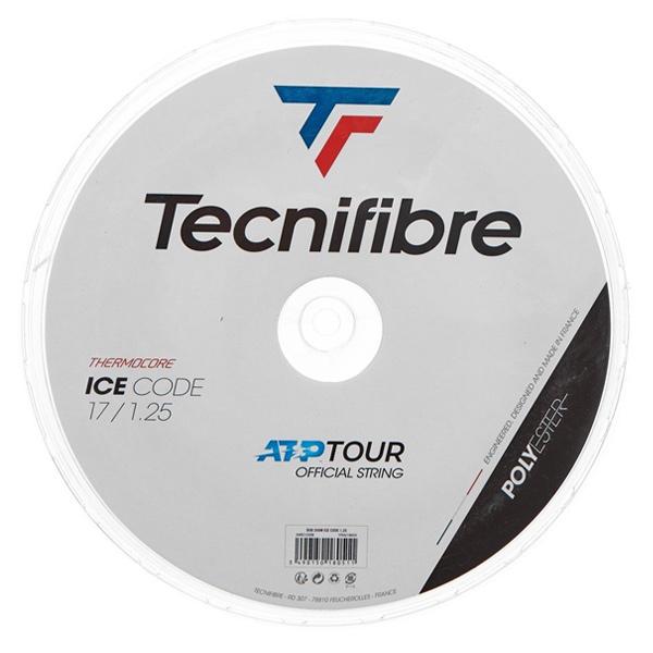 テクニファイバー ガット ICE CODE 17/1.25mm (200mロールガット) (TFR421)
