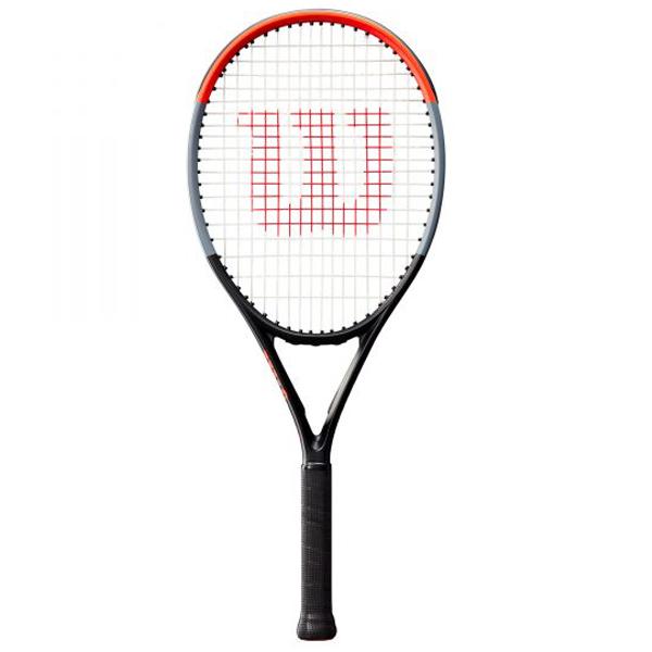 ウィルソン ジュニア テニスラケット CLASH 26 (ガット張上げ済) (WR009010S)