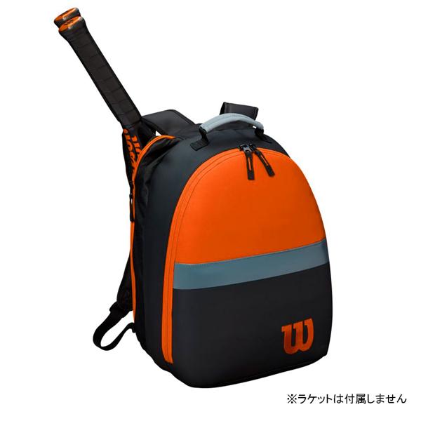 ウィルソン バッグ CLASH BACKPACK (2本収納可能) (WR8002601001)