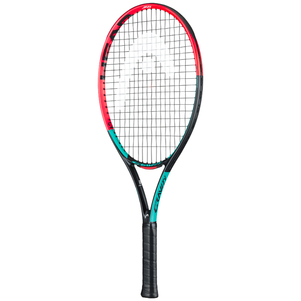 【※予約※7月18日発売予定】ヘッド ジュニア テニスラケット IG グラビティ 25 (ガット張上げ済) (234719)