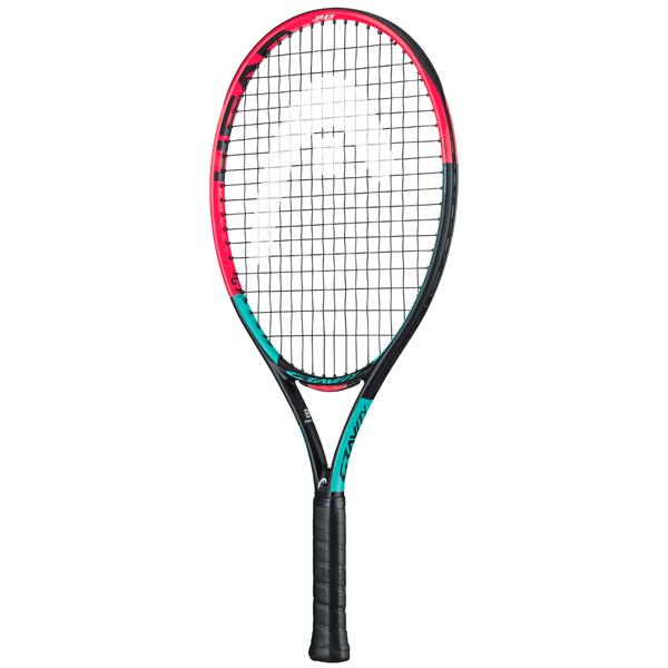 【※予約※7月18日発売予定】ヘッド ジュニア テニスラケット IG グラビティ 23 (ガット張上げ済) (234729)
