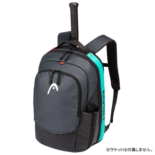 【※予約※7月18日発売予定】ヘッド テニス バッグ グラビティ バックパック (283030)