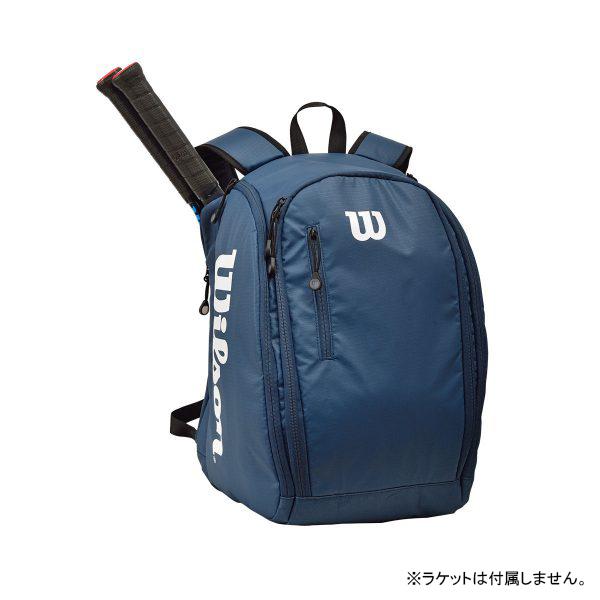 ウィルソン テニス バッグ TOUR BACK PACK NYWH (ラケット2本収納可能) (WR8002202001)