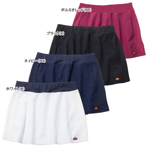 エレッセ レディース テニスウェア ベースライン ウーブン スカート (EW29302)