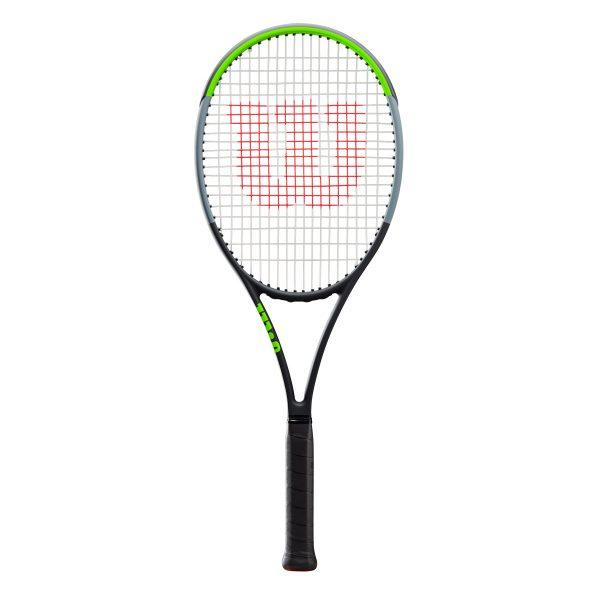 【※予約※8月23日発売予定】ウィルソン テニスラケット ブレイド 98 18×20 V7.0 (WR013711S)