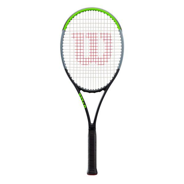 【※予約※8月23日発売予定】ウィルソン テニスラケット ブレイド 98 16×19 V7.0 (WR013611S)